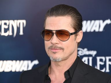 Brad Pitt Opens Up About 'Peaceful' Life on His Vineyard