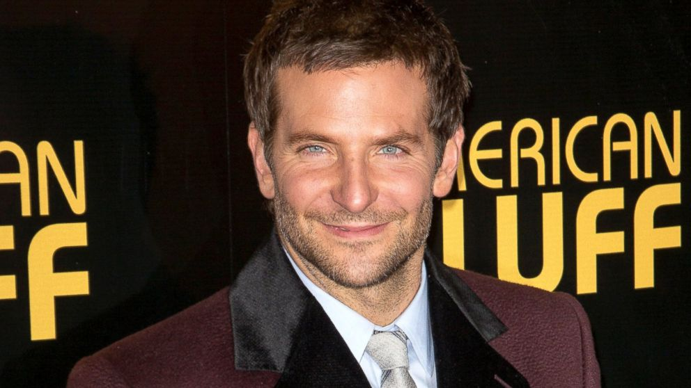 "PHOTO: Bradley Cooper attends the ""American Hustle"" Paris Premiere at Cinema UGC Normandie in Paris, Feb. 3, 2014. The film is called ""American Bluff"" in France."