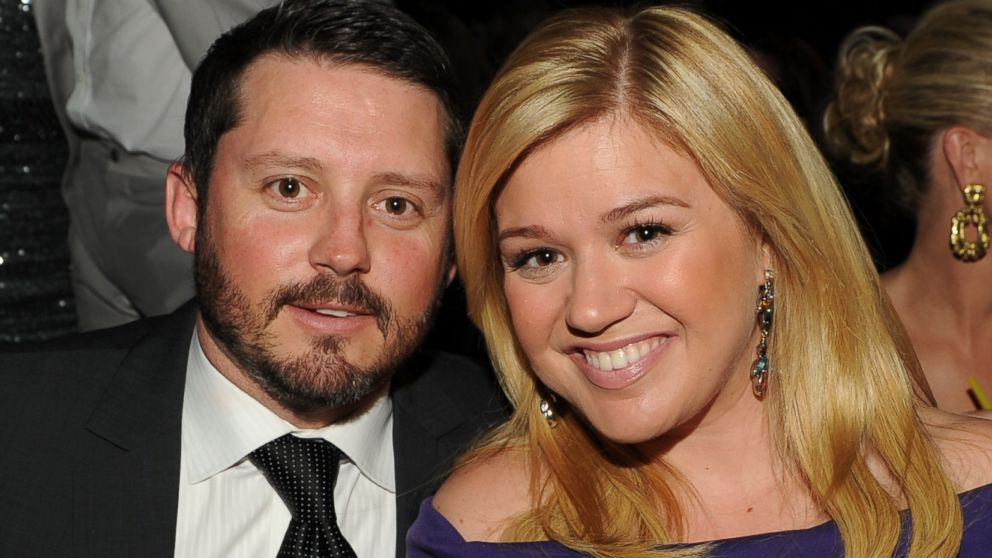 PHOTO: Brandon Blackstock and Kelly Clarkson during the 48th Annual Academy of Country Music Awards, April 7, 2013, in Las Vegas.