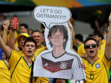 Did Mick Jagger Jinx Brazil and Other World Cup Teams?