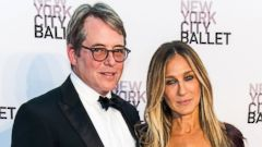Sarah Jessica Parker and Matthew Broderick Have a Ballet Date