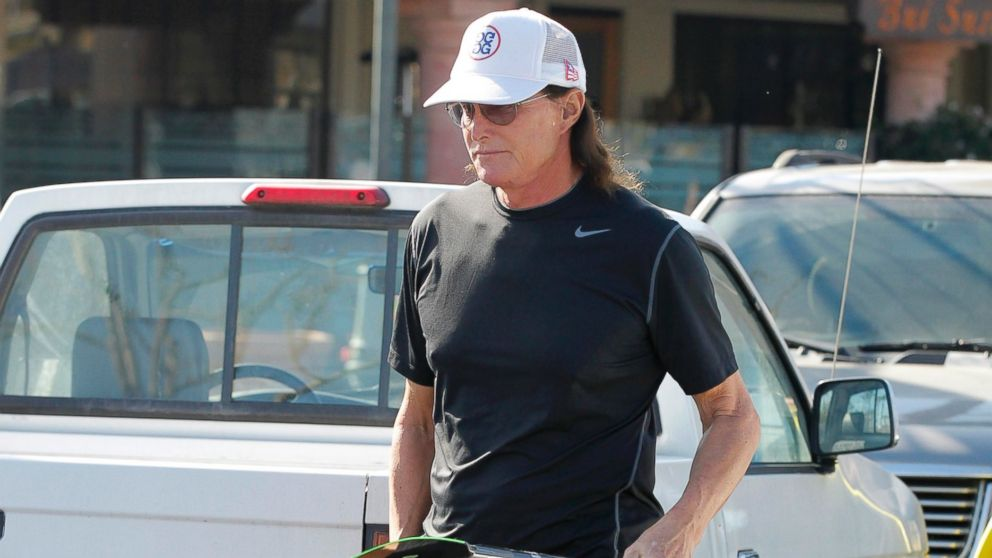 PHOTO: In this file photo, Bruce Jenner is seen on Jan. 18, 2014 in Los Angeles, Calif.