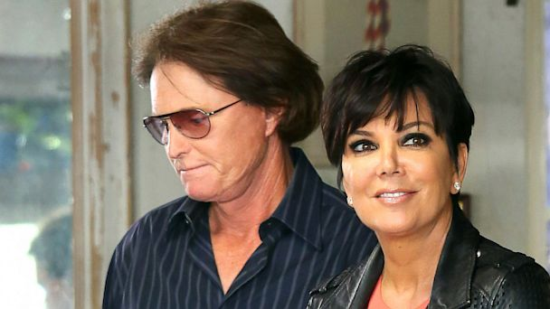 PHOTO: Bruce Jenner and Kris Jenner are seen, March 21, 2013, in Los Angeles.
