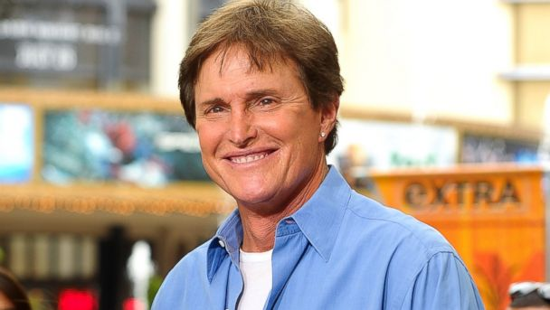 "PHOTO: Bruce Jenner visits ""Extra"" at The Grove in Los Angeles, July 13, 2012."