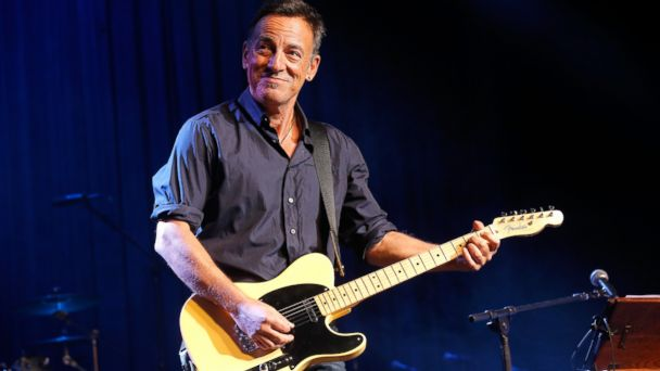 GTY bruce springsteen jtm 140115 16x9 608 Bruce Springsteen Discusses His Songwriting Secret