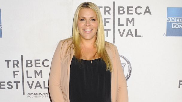 PHOTO: Actress Busy Philipps on the red carpet.