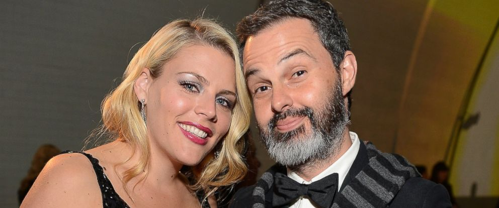 PHOTO: Actress Busy Philipps and writer/producer Marc Silverstein attend The Art of Elysiums 6th Annual HEAVEN Gala presented by Audi at 2nd Street Tunnel in this Jan. 12, 2013, file photo in Los Angeles, Calif.