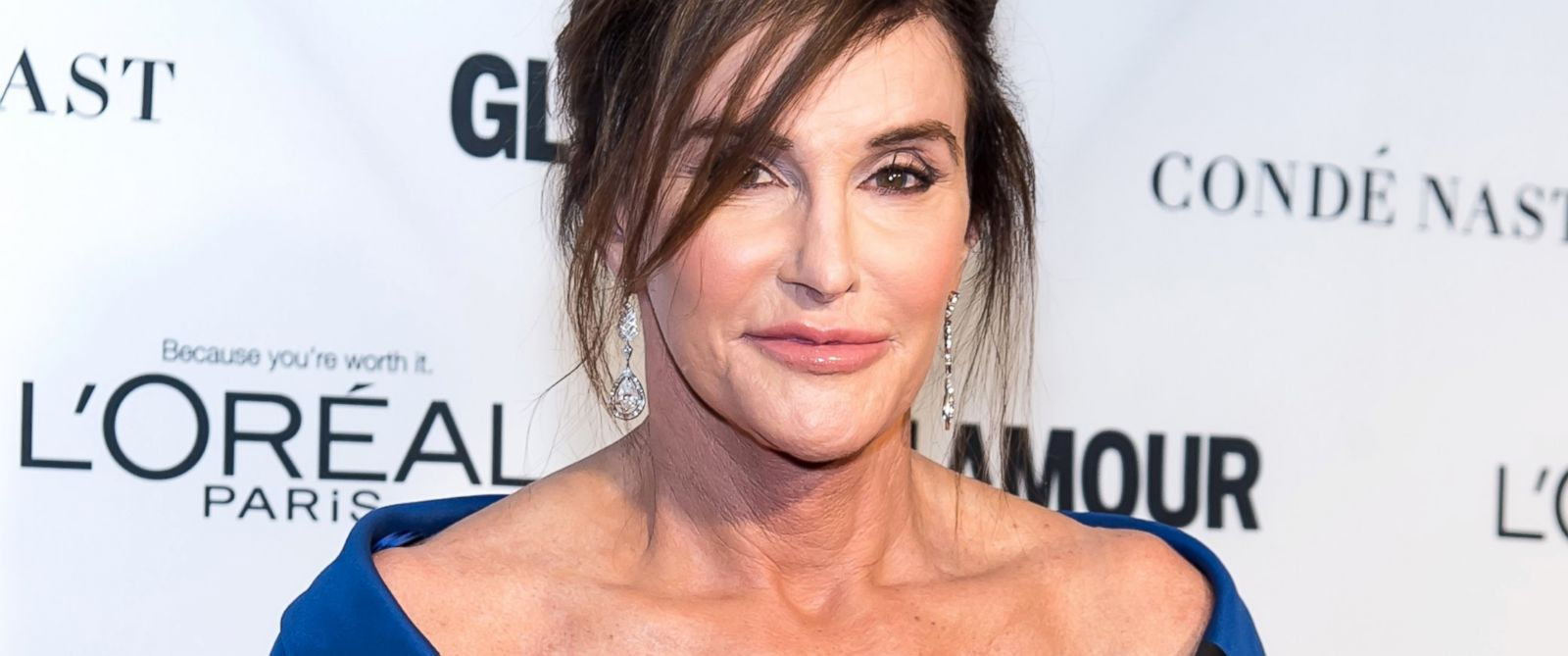 PHOTO: Caitlyn Jenner attends Glamours 25th Anniversary Women Of The Year Awards at Carnegie Hall, Nov. 9, 2015, in New York City.