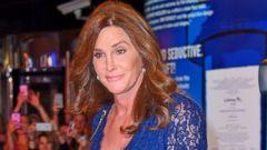 Caitlyn Jenner Stuns in Royal Blue