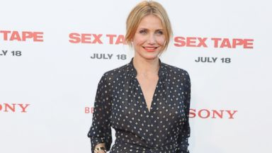Cameron Diaz Goes Chic for Her Movie Premiere