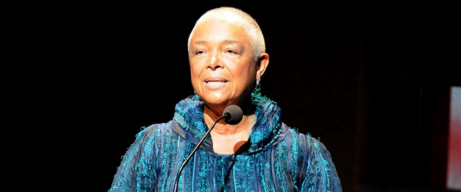 PHOTO: Camille Cosby attends the Apollo Theaters 75th Anniversary Gala at The Apollo Theater, June 8, 2009 in New York City.