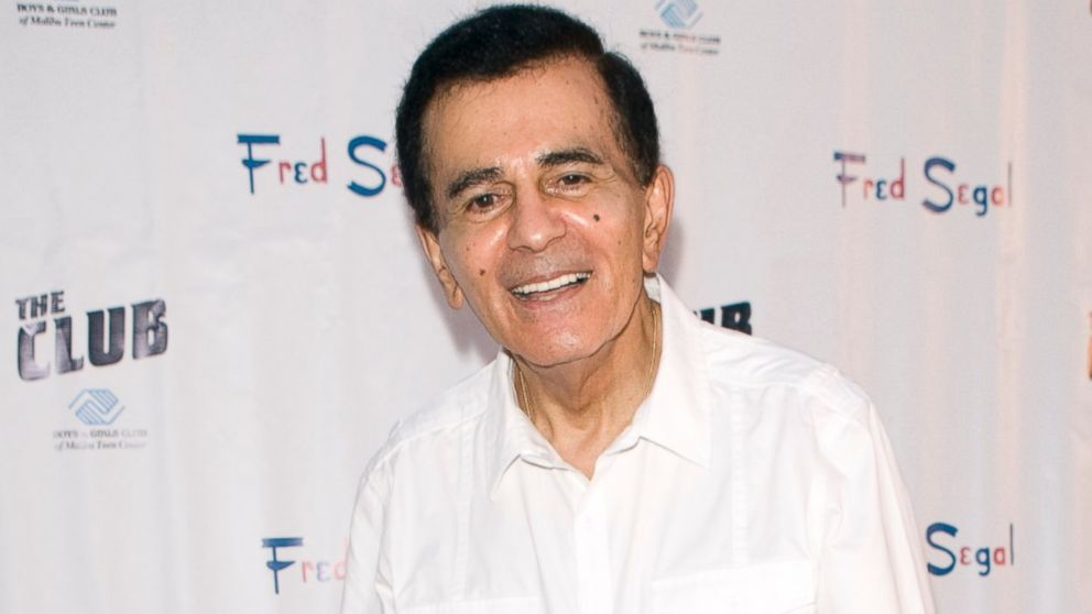 PHOTO: Radio personality Casey Kasem attends Fred Segals birthday charity event and auction at a Private Residence, Aug. 29, 2009, in Malibu, Calif.