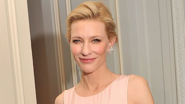 GTY cate blanchett jef 130723 16x9 608 Cate Blanchett Reveals Her Most Unusual Job Before Hollywood Stardom