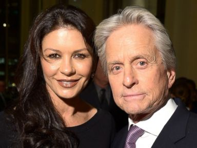 Michael Douglas and Catherine Zeta-Jones Doing 'Great'