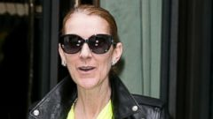 Celine Dion Makes a Chic Appearance in Paris