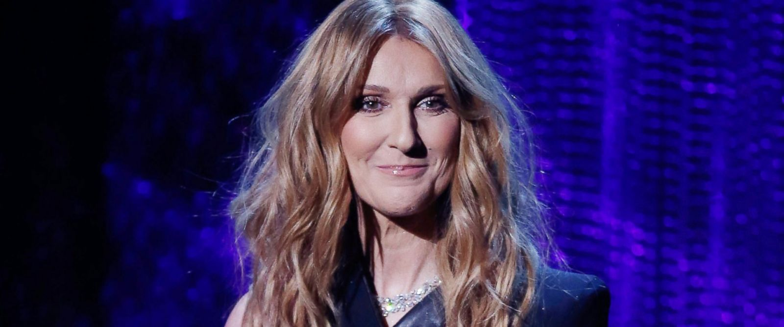 "PHOTO: Celine Dion performs during ""Sinatra 100: An All-Star GRAMMY Concert"" celebrating the late Frank Sinatras 100th birthday at the Encore Theater at Wynn Las Vegas in this Dec. 2, 2015 in Las Vegas."