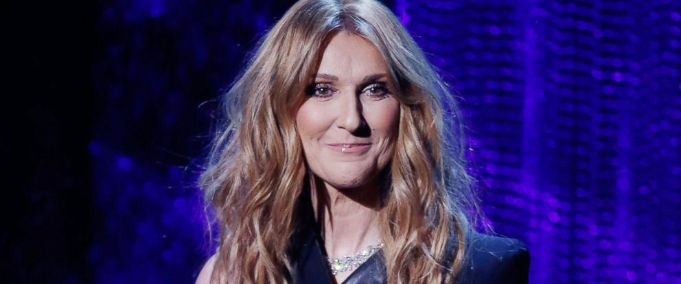 """PHOTO: Celine Dion performs during """"Sinatra 100: An All-Star GRAMMY Concert"""" celebrating the late Frank Sinatras 100th birthday at the Encore Theater at Wynn Las Vegas in this Dec. 2, 2015 in Las Vegas."""