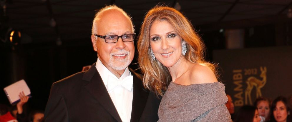 PHOTO: Celine Dion and Rene Angelil attend the BAMBI Awards 2012 in Duesseldorf, Germany, Nov. 22, 2012.
