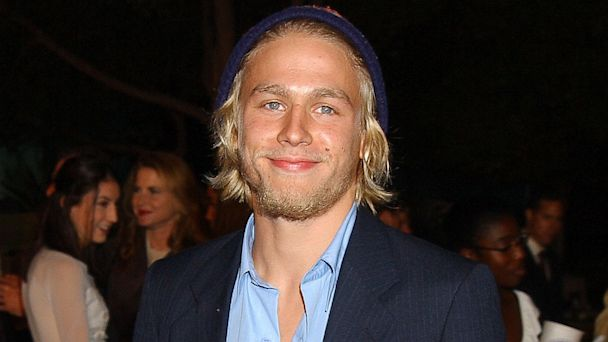 PHOTO: Charlie Hunnam
