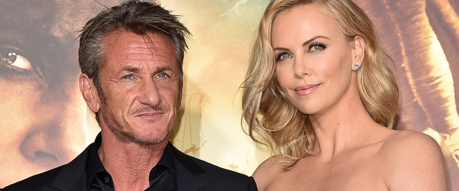 "PHOTO:Sean Penn and Charlize Theron attend the premiere of Warner Bros. Pictures ""Mad Max: Fury Road"" in Hollywood, Calif., May 7, 2015."