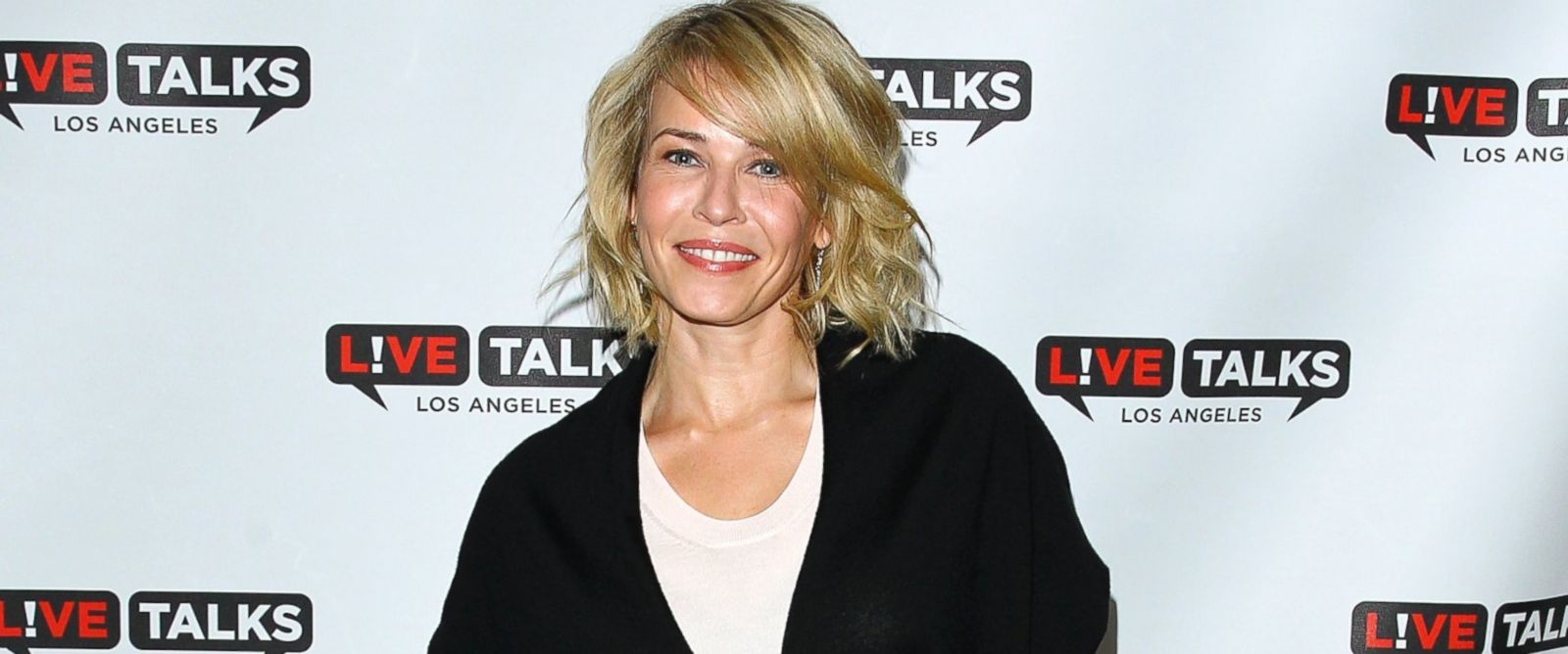 PHOTO: Chelsea Handler at Alex Theatre, March 11, 2014, in Glendale, Calif.