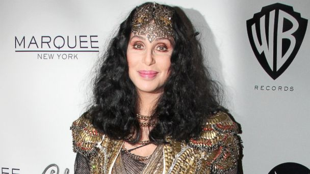"PHOTO: Cher kicks off 2013 Gay Pride NYC at ""Q Thursdays"" at Marquee in New York, June 27, 2013."