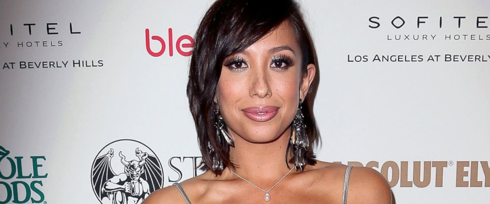 "PHOTO: Cheryl Burke attends the ""Dancing with the Stars"" Season 18 official wrap party at the Sofitel Hotel, May 20, 2014, in Los Angeles."