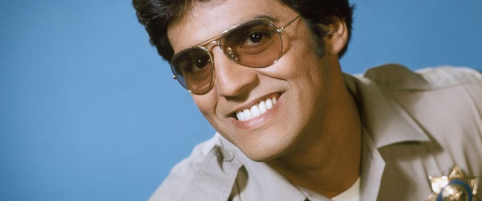 """PHOTO: Erik Estrada is pictured as """"Ponch"""" in CHiPS."""