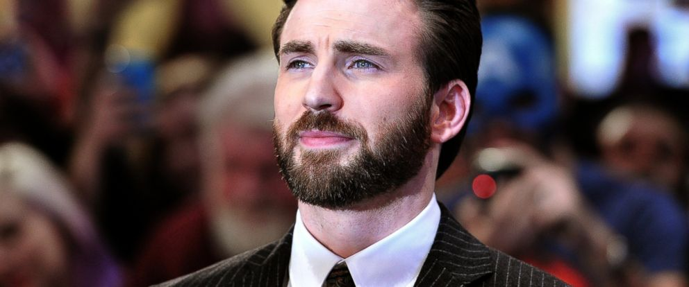 "PHOTO: Chris Evans arrives at the UK premiere of ""Captain America: The Winter Soldier"" in London, March 20, 2014."