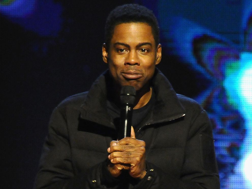 PHOTO: Chris Rock performs on stage in New York City, Feb. 28, 2015.