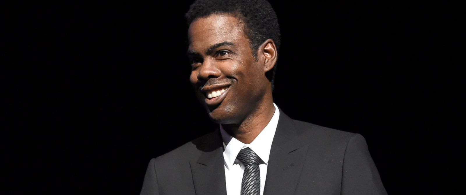 PHOTO: Chris Rock speaks onstage during Keep A Child Alives 12th Annual Black Ball at Hammerstein Ballroom, Nov. 5, 2015, in New York.