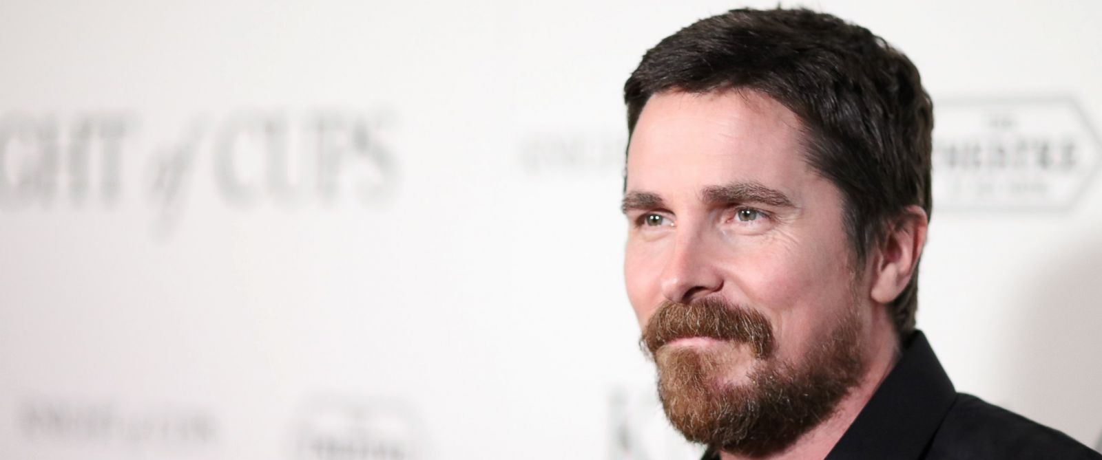 PHOTO: Christian Bale attends the premiere of Broad Green Pictures Knight of Cups held at The Theatre at Ace Hotel, March 1, 2016, in Los Angeles, California.