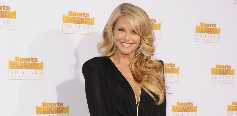 PHOTO: Christie Brinkley is pictured on Jan. 14, 2014 in Hollywood, Calif.
