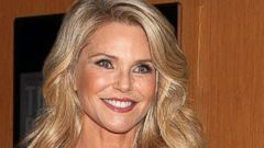 Christie Brinkley Stuns In Red