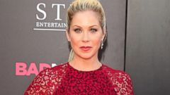 Christina Applegate Hits the Red Carpet