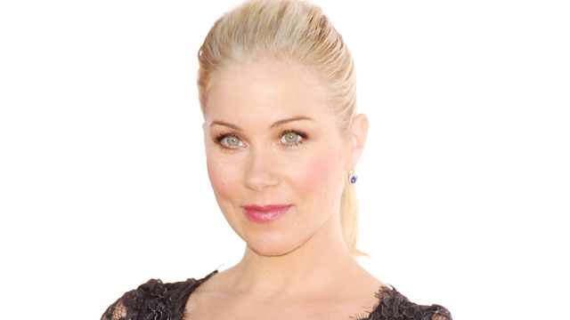 PHOTO: Christina Applegate attends a gala, July 27, 2013, in Los Angeles.