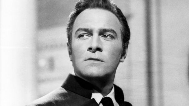 PHOTO: Christopher Plummer as Captain Georg von Trapp in The Sound of Music.