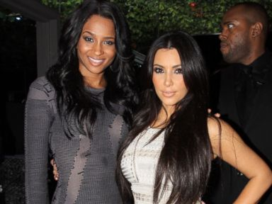 The Pregnancy Advice Kim Kardashian Gave Ciara