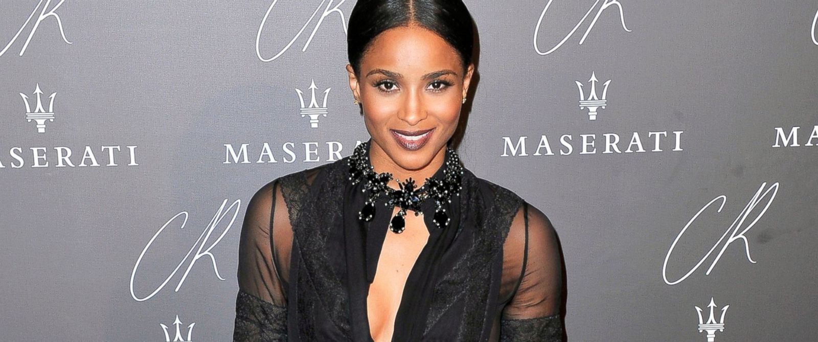 PHOTO: Ciara attends the CR Fashion Book Issue No.5 Launch Party Hosted by Carine Roitfeld and Stephen Gan at The Peninsula Paris, Sept. 30, 2014 in Paris.