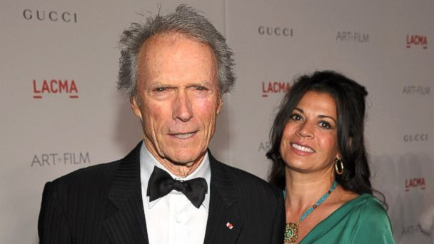 PHOTO: Clint Eastwood and Dina Eastwood attend LACMA Art + Film Gala Honoring Clint Eastwood and John Baldessari Presented By Gucci at Los Angeles County Museum of Art, Nov. 5, 2011, in Los Angeles.