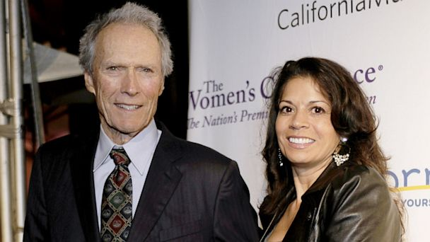 GTY clint dina eastwood tk 130911 16x9 608 Clint Eastwoods Wife Dina Files for Legal Separation