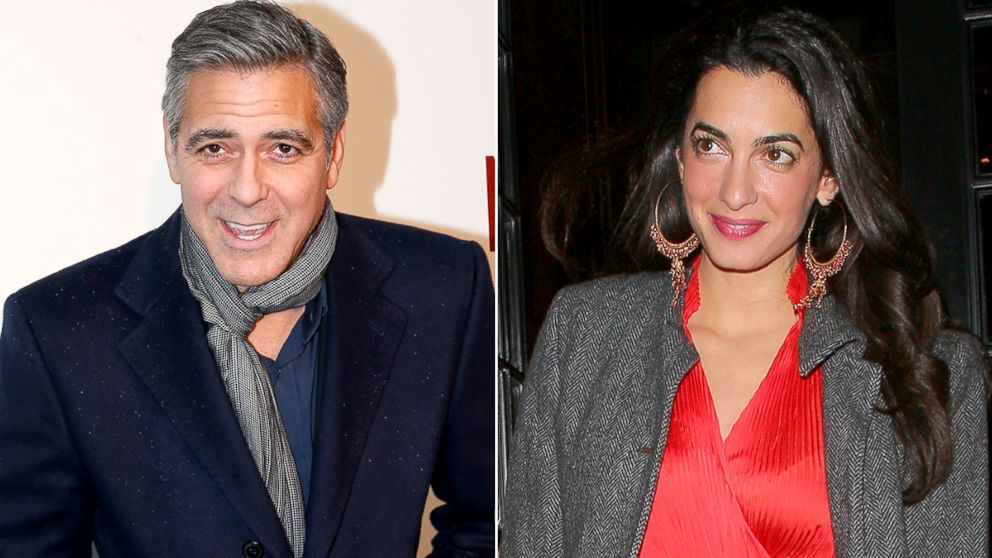 George clooney fiance age - photo#1
