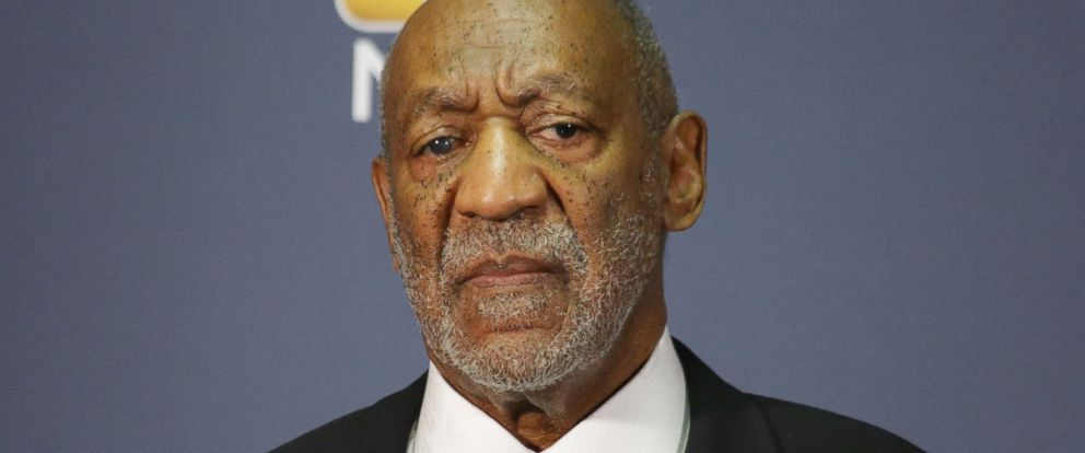 PHOTO: Bill Cosby is seen here on April 26, 2014 in New York City.
