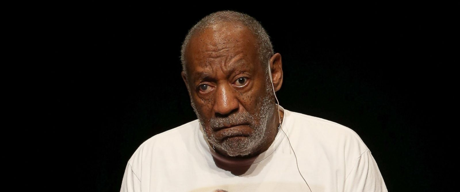 PHOTO: Bill Cosby performs at the Fred Kavli Theatre on Sep. 28, 2014 in Thousand Oaks, California.
