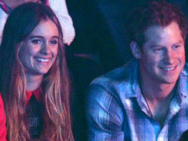 Prince Harry and Cressida Bonas Split