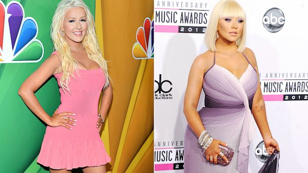GTY cristina aguilera skinny nt 130729 16x9 608 Christina Aguilera Looks Better Than Ever!