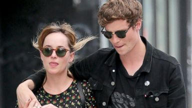 50 Shades Star Dakota Johnson Steps Out with New Beau