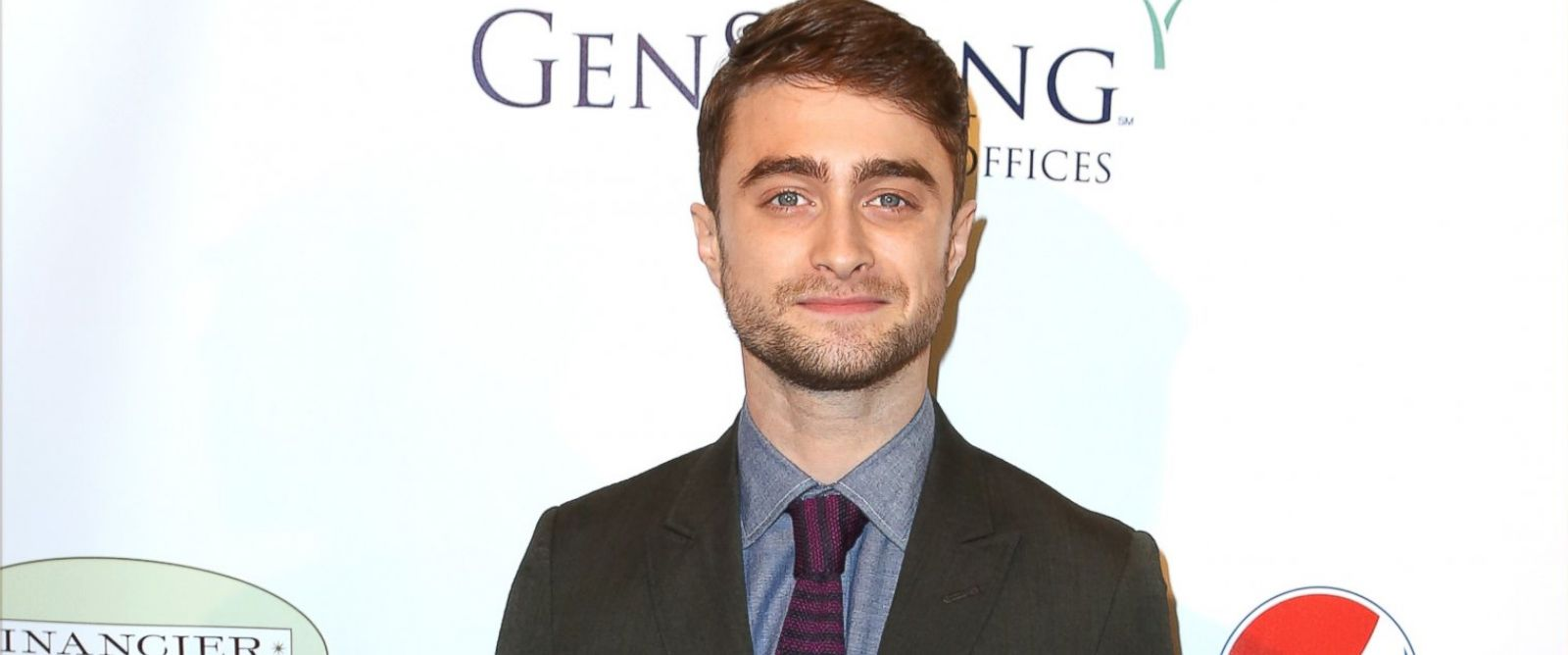 PHOTO: Daniel Radcliffe is pictured on May 16, 2014 in New York City.