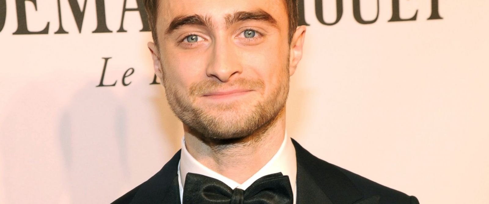 PHOTO: Daniel Radcliffe attends the 68th Annual Tony Awards at Radio City Music Hall, June 8, 2014 in New York.