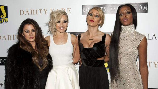 PHOTO: Aundrea Fimbres, Shannon Bex, Aubrey ODay and Dawn Richard of Danity Kane attend DKLA: The Return Of Danity Kane at House of Blues Sunset Strip, Dec. 16, 2013, in West Hollywood, Calif.